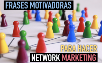 Frases Motivadoras Network Marketing