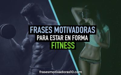 Frases Motivadoras Fitness