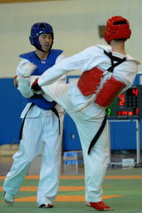 entrenamiento-taekwondo