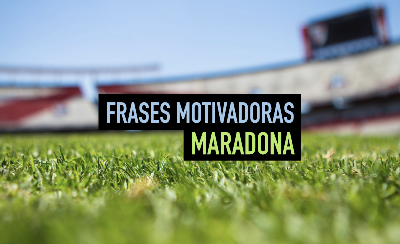 Frases de Maradona