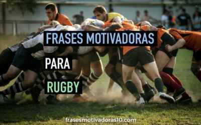 Frases Motivadoras Rugby